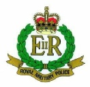 Royal Military Police Badge